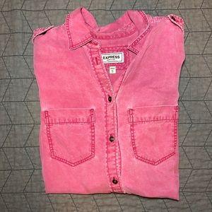 Button up women's